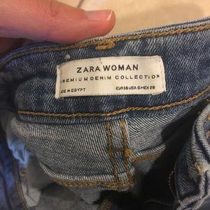 Zara Jeans - High waisted jeans